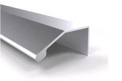 Herrajes para muebles cocinas closets jaladeras for Perfiles aluminio para muebles